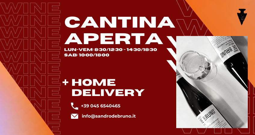 ACQUISTI IN CANTINA E HOME DELIVERY